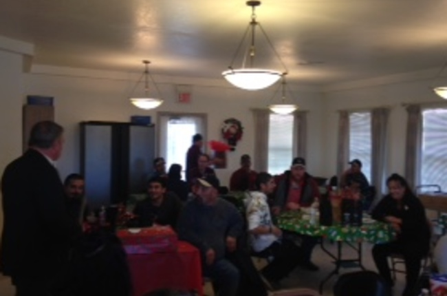 JL Gray 2016 Southeastern New Mexico Christmas Party