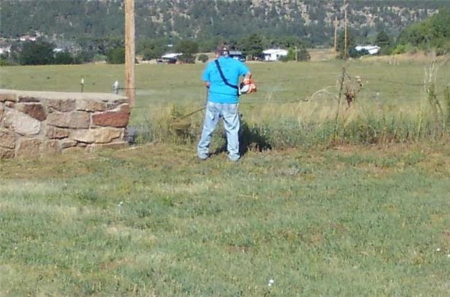 AANM 2019 Volunteer Day – Las Vegas, NM at St. Anthony's Cemetery