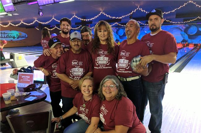 2017 Strikeout Homelessness Bowl-A-Thon