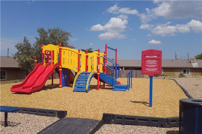 Cinnamon Ridge Apartments, Santa Rosa, NM - New Playground