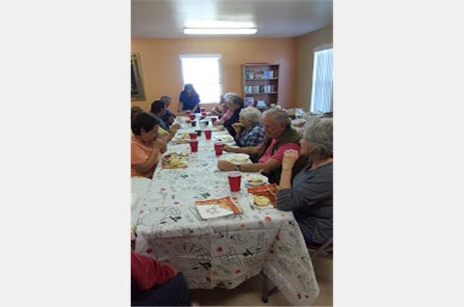 San Miguel Senior Thanksgiving Dinner
