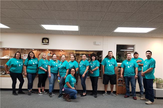 AANM 2019 Volunteer Day –  Deming / Silver City /  Las Cruces, NM at Deming Senior Center