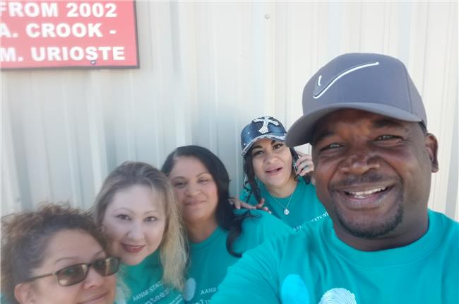 AANM 2019 Volunteer Day – Clovis/Portales, NM / Slaton, TX at The Food Bank of Eastern New Mexico