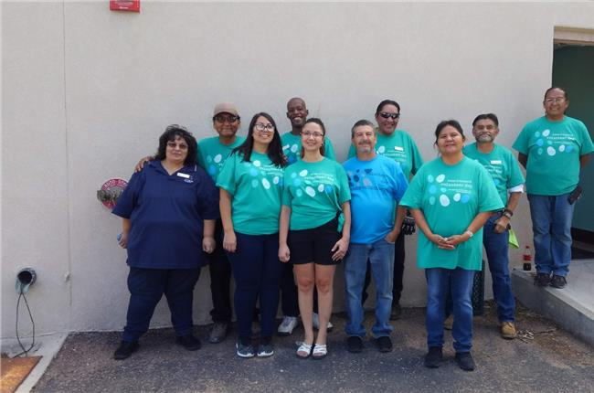 AANM 2019 Volunteer Day – Gallup, NM at Gallup Senior Center