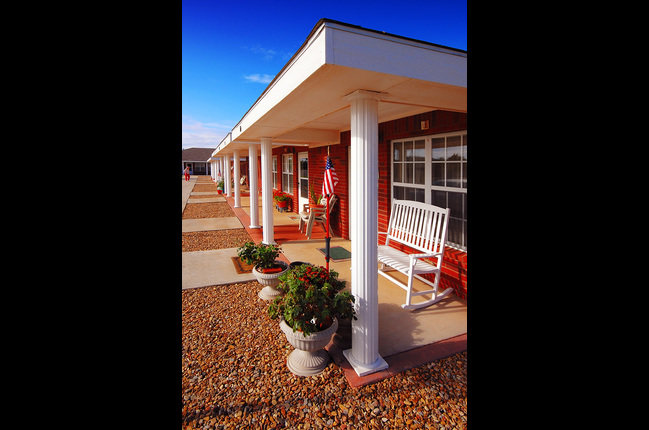 Cheyenne Meadows Senior Apartments - JL Gray