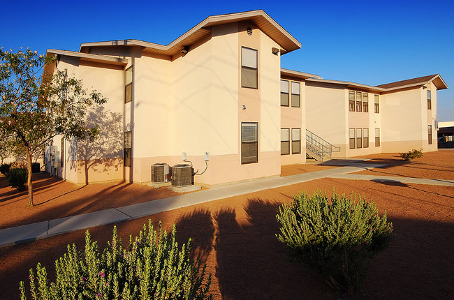Mesquite Village Apartments - JL Gray